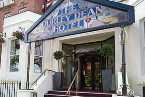 Durley Dean Hotel - One night Stay at Bournemouths charming - Save 42%