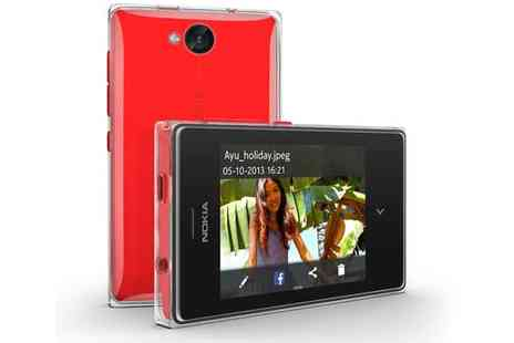 T L X Electrical - Nokia Asha 503 Touchscreen Mobile Phone - Save 61%