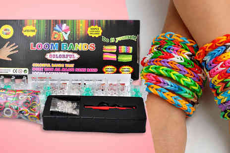 Turborevs - Rainbow Loom Band Kit  - Save 64%
