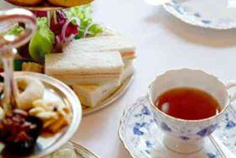The Hilton Sheffield - Champagne Afternoon Tea for Two - Save 56%