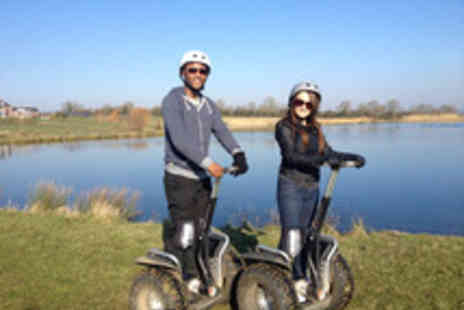 Experience the Country - 45 Minute Segway Experience for Two  - Save 55%