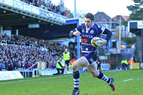 Bristol Rugby Club - Ticket to Bristol Rugby v Pontypridd in the British and Irish Cup - Save 62%