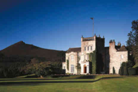 Macdonald Pittodrie House - Breathtaking Scottish Estate Break with Dining Allowance - Save 44%