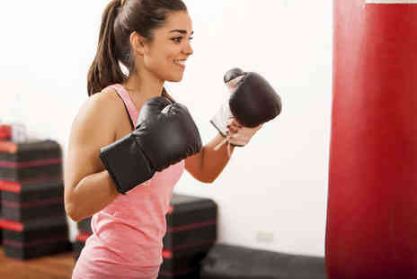 East London Boxing - 90 Minute Boxing Fitness Classes - Save 71%