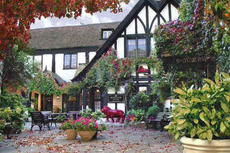 BEST WESTERN Red Lion Hotel - One Night  Wiltshire Break for Two with Breakfast and a Bottle of Wine If Dining - Save 54%