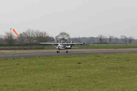 Go Fly Oxford - Become a Pilot Course - Save 0%