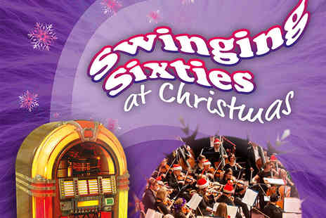 Royal Philharmonic Orchestra - Tickets to the Royal Philharmonic Orchestra Swinging Sixties  - Save 18%