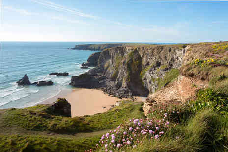 Breaks in Cornwall - Three night self catering villa stay for up to six - Save 51%