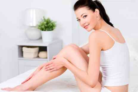 The Front Room Cafe - Six Sessions of IPL Hair Removal on Choice of Area - Save 0%