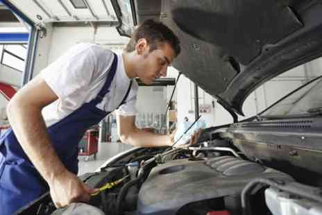 Holt Road Garage Services - 66 Point Service Including Wheel Alignment Check and Winter Health Check - Save 71%