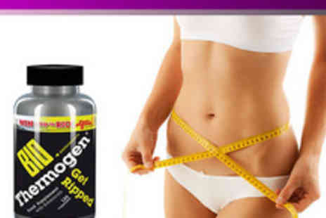 Bio Synergy - Quick Acting Fat Burning Thermogen Pills. Results Within One Month - Save 60%