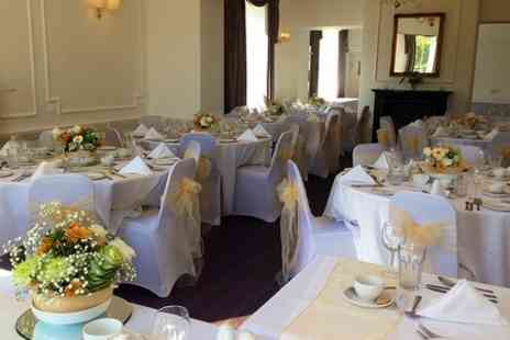 Mansfield Manor Hotel - Wedding Package - Save 0%