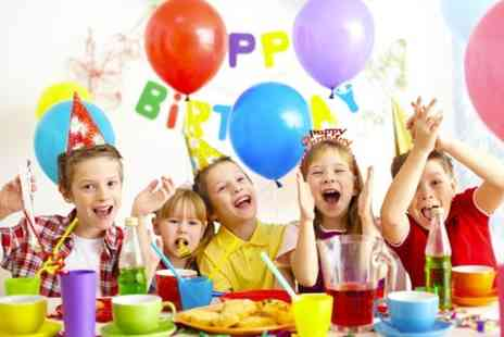 NJ Studios - Private Party For Up to Ten Kids  - Save 0%