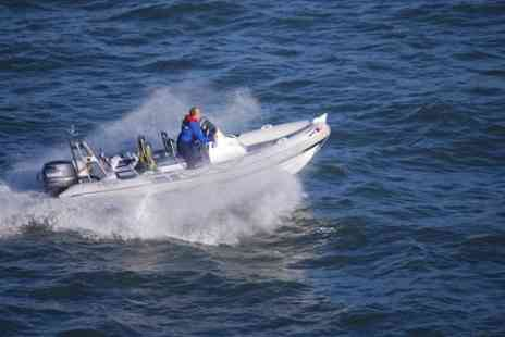 Swansea Water Sports - RYA Powerboat Course - Save 51%