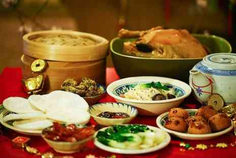 Pearl of the Orient - Two Course Chinese Christmas Meal - Save 53