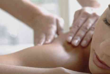 Kirens Hair & Beauty - One Hour Full Body Massage Plus Manicure - Save 47%