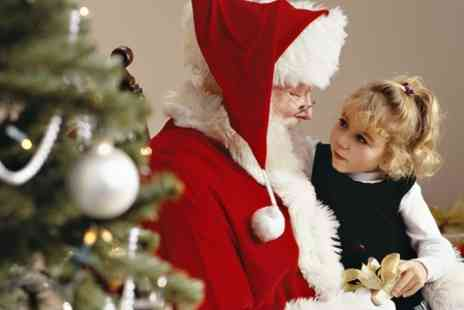 Stories With Santa - Stories With Santa, Train Ride and Festive Treats For Kids - Save 33%