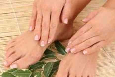 ABsolutely FABulous Salon - Manicure, pedicure and facial - Save 70%