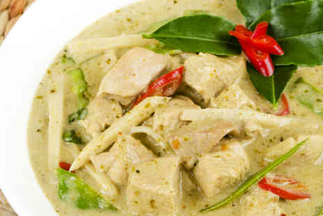 Thai Rose Restaurant - Two course Christmas meal - Save 57%