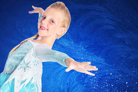 NYC Studios - Frozen inspired photoshoot for up to three including six prints, goody bag, styling and costumes  - Save 97%