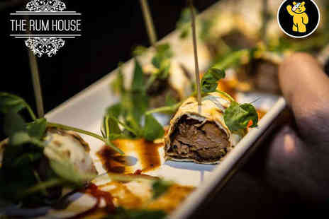 The Rum House - Six Tapas Dishes to Share Between Two - Save 50%