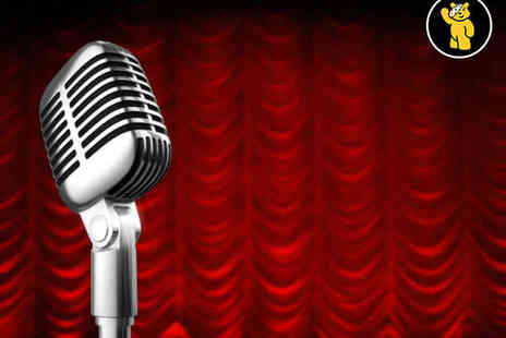 Riproar Comedy - Comedy Night Ticket and Meal Each for Two - Save 55%