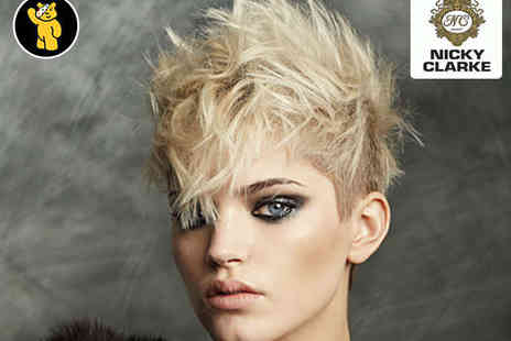 Nicky Clarke - Haircut, Blow Dry, and Conditioning Treatment - Save 62%