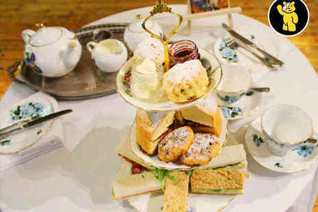 Manchester Art Gallery Cafe - Classic Afternoon Tea for Two  - Save 0%