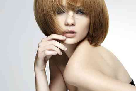 Cuts and Colours - choice of cutting and colouring services  - Save 44%