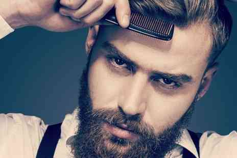 The Dandy Gent - Cut and Beard Styling - Save 51%