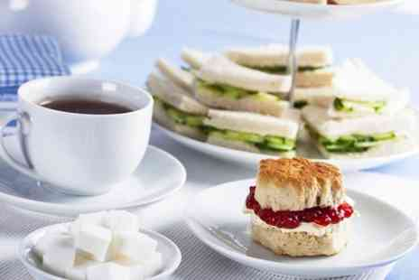 The Winchester Royal Hotel - Afternoon Tea For Two - Save 44%