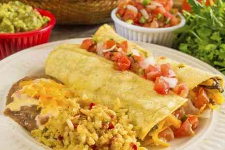 Nachos Mexican Restaurant - Mexican Meal With Cocktails - Save 51%