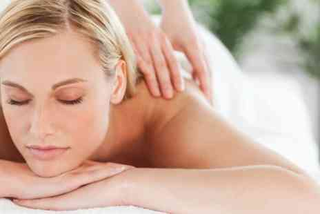 Hands & Oils Aromatherapy - One Hour Massage Plus Facial  - Save 57%