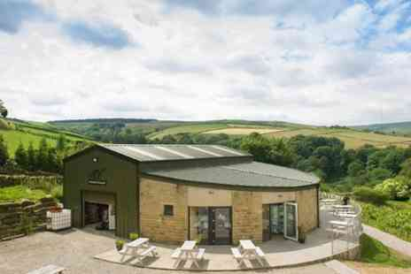 Holmfirth Vineyard Apartments - One Night Stay With Breakfast, Vineyard Tour, Afternoon Tea - Save 44%