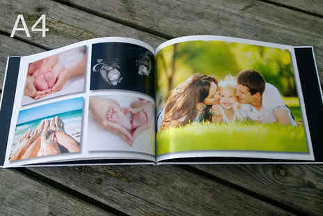 Unibind Systems -  Medium A4 Landscape Photo Book - Save 67%