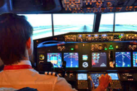 iPILOT - Fly a Boeing 737 Flight Simulator Experience - Save 50%