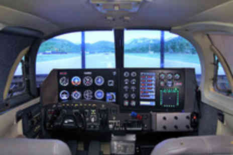 Ravenair Flight Simulation - Flight Simulator Experience for Two - Save 52%