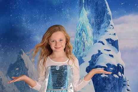 Chris Mullane Photography - Frozen inspired photoshoot for up to three children including 4 prints - Save 89%