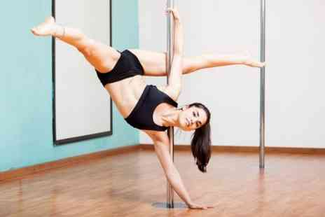 Hendon Pole Dance - Five Pole Dancing Classes  - Save 69%