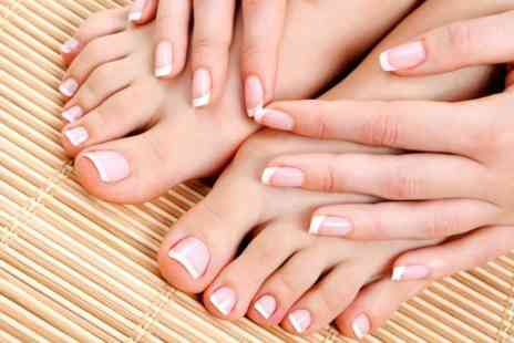 Luke Anthonys - Manicure or Pedicure  - Save 45%