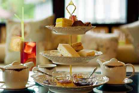 The Quicken Tree Restaurant - Afternoon Tea For Two or Four With Winter Pimms  - Save 57%