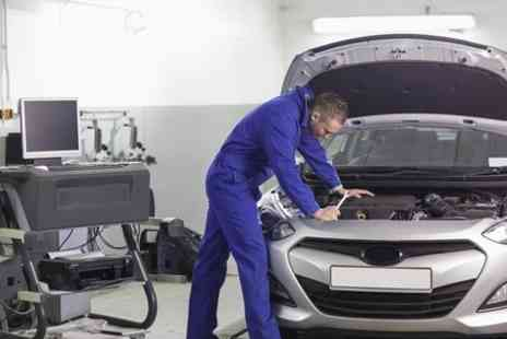 Valentine Motors - Winter Car Service With Oil and Filter Change  - Save 64%