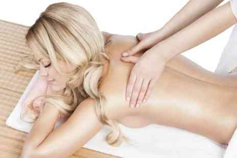 London Therapy 4 U - Massage or Facial Plus Spa Access - Save 55%