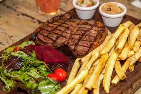 Floripa - Three Course Brazilian Meal With Cocktail - Save 47%