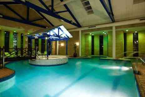Hallmark Hotel Gloucester - Spa entry for two, with afternoon tea - Save 55%