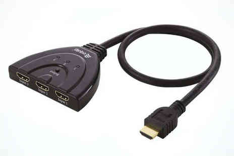 avenrepublic - HDMI Splitter Cable - Save 55%