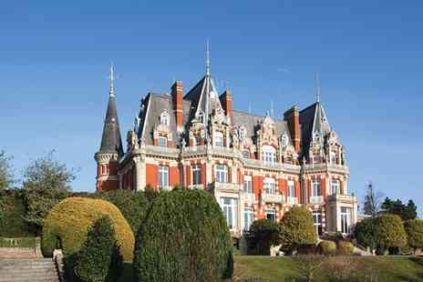 The Chateau Impney - Enjoy a 1 night stay including breakfast and late check out - Save 47%
