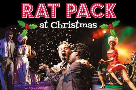 Rainton Meadows Arena - Tribute Ticket For One to The Rat Pack at Christmas - Save 52%