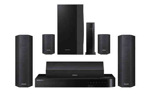 PRC Hi Fi & Video - Samsung HTH7500  3D Blu Ray Home Cinema System - Save 20%