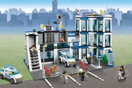Pixmania - LEGO City 60047 Police Station - Save 15%